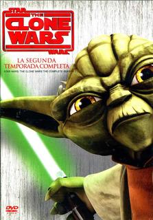 Boxset Dvd Star Wars The Clone Wars Temporada 2 ( 2009 ) - G