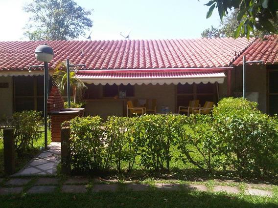 Villa Vacacional 53 Mt2 Con Jardin De 45 Mt2