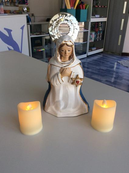 Virgen Del Cerro Salta, Estatuilla