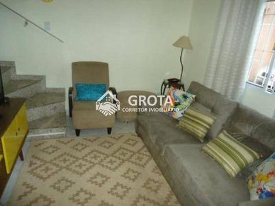 Lindo Sobrado Em Condomínio Fechado Na Vila Matilde - 164