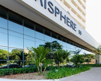 Sala Para Locação No Hemisphere Em Campinas - Sa00129 - 4954403