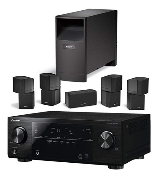 Home Theatre Bose Acoustimass 10 Series Iv