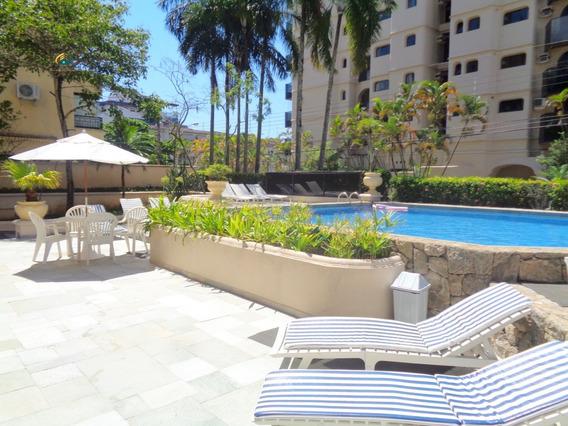 Apartamento Para Alugar No Bairro Enseada Em Guarujá - Sp. - Enl267-3