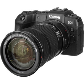 Canon Eos Rp + Ef 24-105mm F/3.5-5.6 Is Stm - Loja Platinum