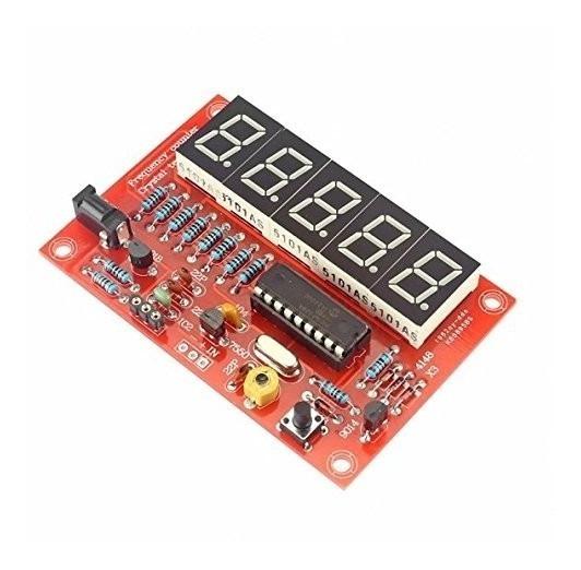 Kit Testar Cristal Frequências Até 50 Mhz