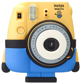 Instax Minion Instant Film Camera