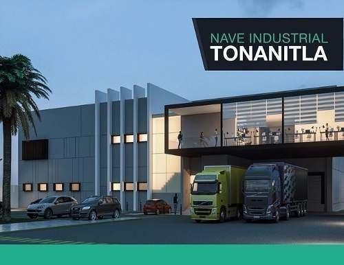 Nave Industrial Nueva Circuito Exterior Mexiquense Tonanitla