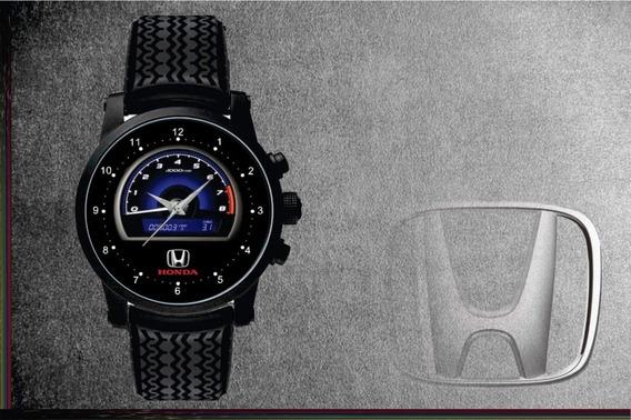 Relógio De Pulso Personalizado Painel Carro - Cod.horp019