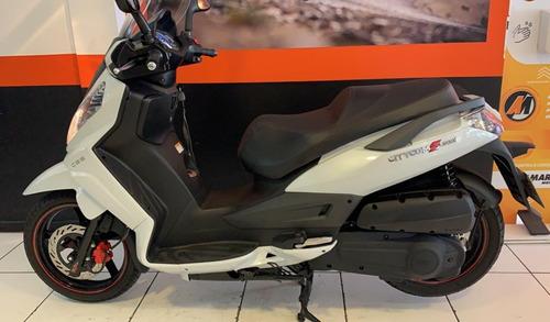 Dafra Citycom 300s  2021/2021  Branca - Melhor Preço De Sp
