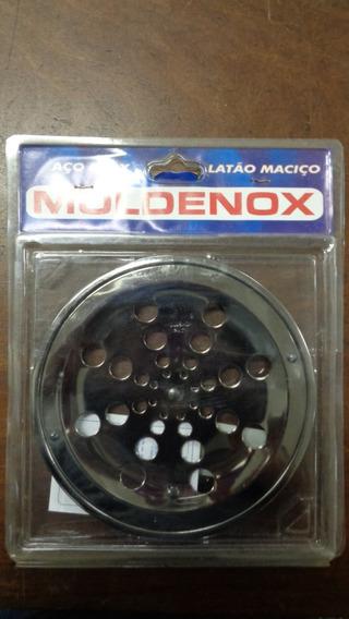 Grelha Rotativa Redonda 14.2 Cm C/ Caixilho Fume Moldenox
