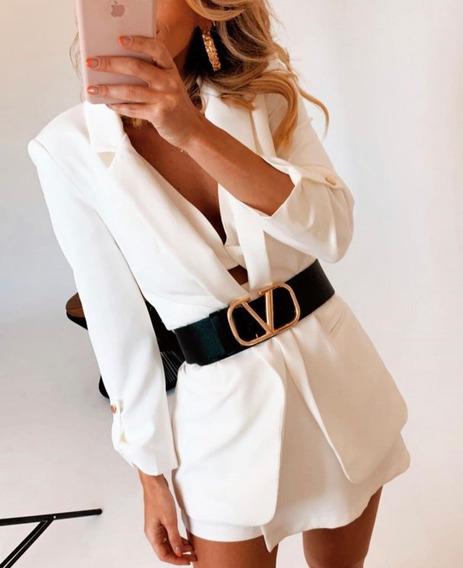 Cinto Valentino Moda Blogueira Feminino Couro Lançamento