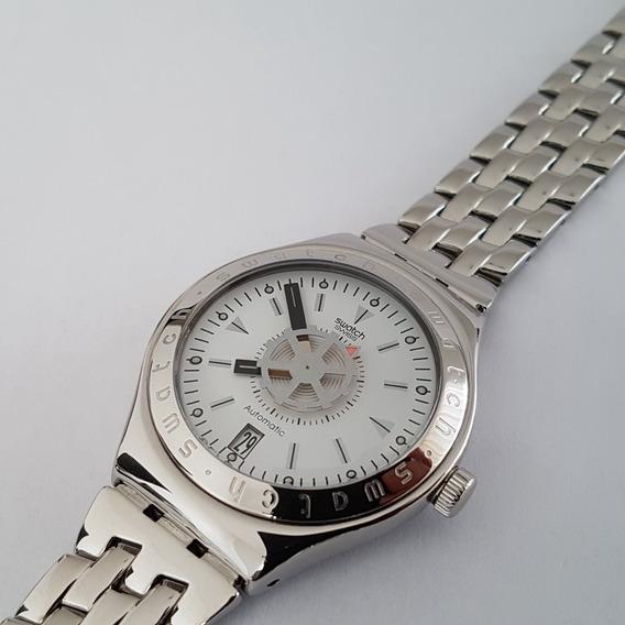 Relogio Swatch Spinnin Yas401 Automático 2842 Swiss My697