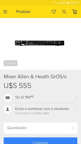 Allan Heath Gro5