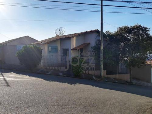 Casa Com 4 Dormitórios À Venda, 147 M² Por R$ 550.000,00 - Vila Municipal - Bragança Paulista/sp - Ca7441
