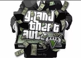 Gta V Online Pacote De Dinheiro De 5 Milhões + Rp Bônus Ps4