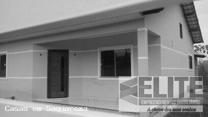 Casa Para Venda Em Saquarema, Leigos, 3 Dormitórios, 1 Suíte, 2 Banheiros - E019