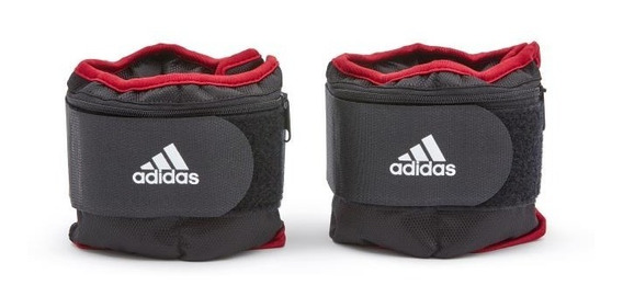Tobilleras adidas Con Peso Largo Regulable 0,5kgs