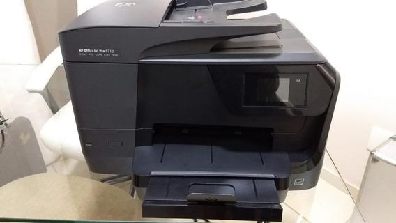 Hp 8710 - Semi-nova - Cabeça De Impressão Com Problemas