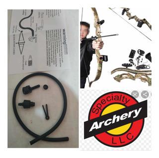 Arco Flecha Kit Super Caçador De 1/4