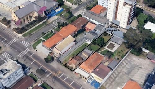 Terreno Em Curitiba - Pr - Te0002_rmniuk
