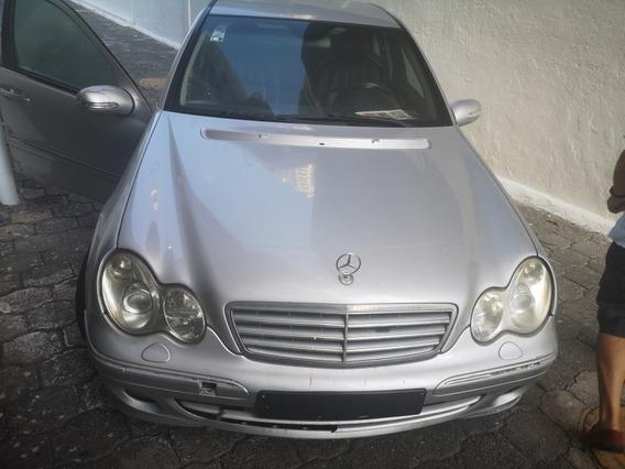 Mercedes-benz Clase C Elegance