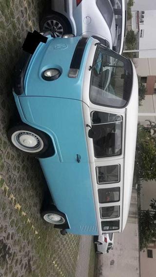 Kombi 1997 Último Modelo Teto Baixo