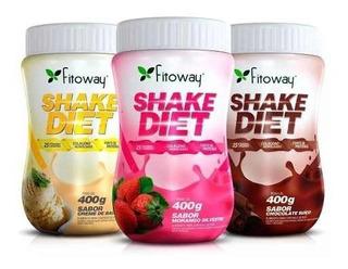 Shake Diet Fitoway - 400gr