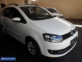 Volkswagen Spacefox 1.6 Sportline 2013/2013 Branco