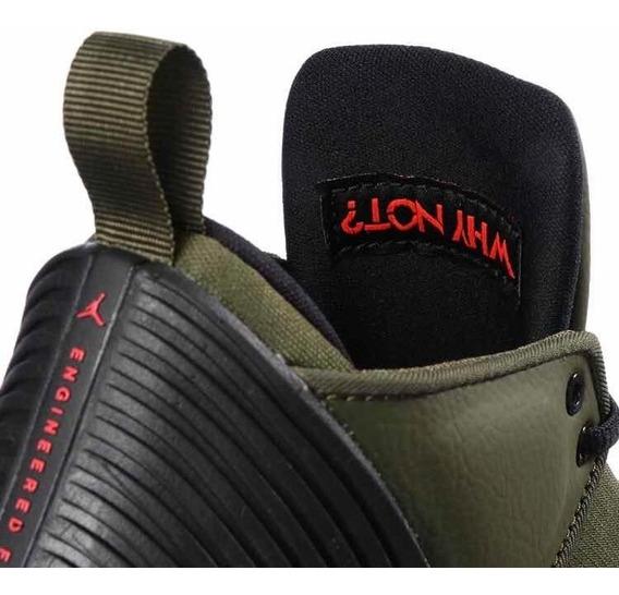 Tenis Nike Jordan Why Not Zero 1 (#todos Los # Mx/ Cm) Caja