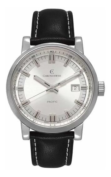 Relógio 100% Original E Novo Chronoswiss Pacific Automático