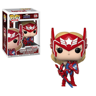 Sharon Rogers As Captain America Future Fight Funko Pop 335