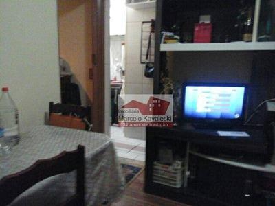 Apartamento Residencial À Venda, Vila Santa Luzia, São Bernardo Do Campo. - Ap5062