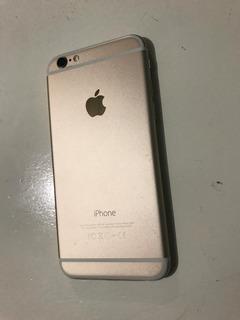 iPhone 6 64gb Gold Único Dono