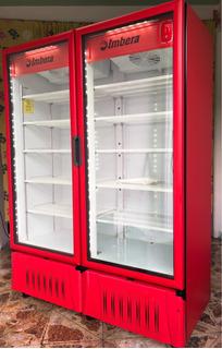 Refrigerador Imbera !! G-342!! 2 Puertas !!!ahorrador !!!
