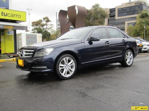 Mercedes-benz Clase C 200 Cgi Avantgarde 1.8 T
