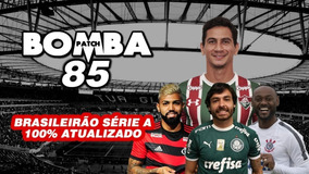 Bomba Patch 85 2019 Ps2