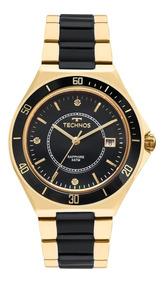 Relógio Technos Ceramic Feminino 2115mmn/4p