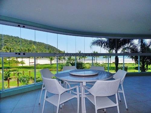 Apartamento Frontal Ao Mar Em Riviera - 4 Suítes