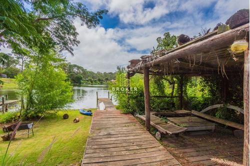 Venta Casa 3 Dormitorios Parque Miramar Con Acceso Al Lago