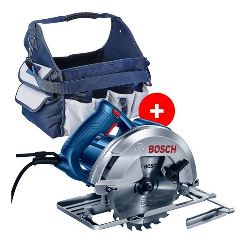 Serra Circular Bosch 7.1/4 Gks 150 1500w 110v + Bolsa