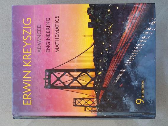 Livro - Advanced Engeneering Mathematics