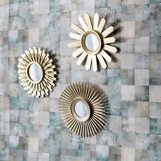 Jgo 3 Espejos Decorativos Auria Biasi Vianney