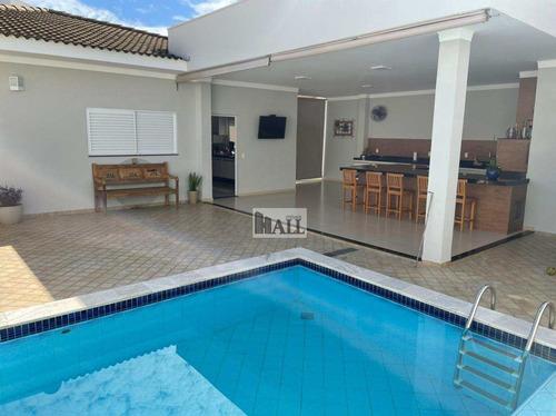 Casa À Venda Bairro Jardim Nazareth Com 3 Quartos E 4 Vagas - V8441