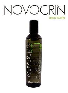 Novocrin Shampoo Anticaida Nunca Alopecia Androgénica