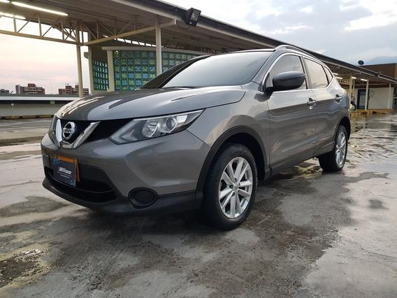 Nissan Qashqai Sense Mecánica 2017