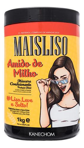 Kanechom Mascarilla  Maisliso - kg a $30000