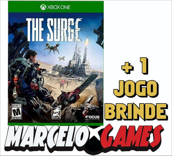 The Surge Xbox One Midia Digital
