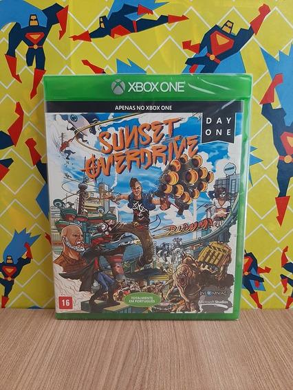 Sunset Overdrive Lacrado - Xbox One