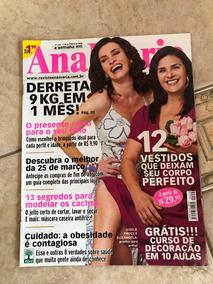 Revista Ana Maria 625 Gisele Fróes Elizângela Ano 2008