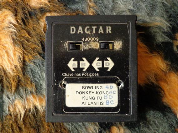 Atari - 2 In 1 - Bowling + Donkey Kong - Dactar